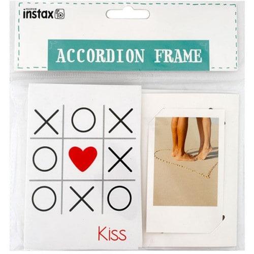 """Cadre photo FUJI Accordéon """"Love"""" Pour Instax Mini"""