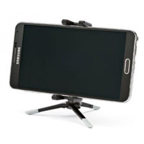 JOBY - Trépied GripTight Micro Stand XL pour smartphones - largeur : 69-99mm - Gris - Vendu sans smartphone