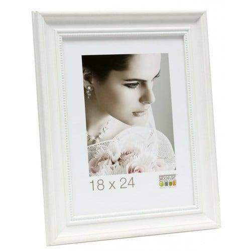 DEKNUDT - Cadre photo S45HD1 Retro avec filet perlé (résine)