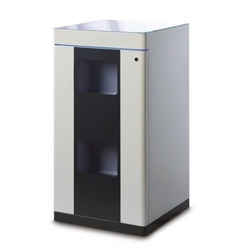 Meuble EPSON nu pour imprimante D700 - Peut contenir 1 ou 2 imprimantes D700 - Éclairage par LED