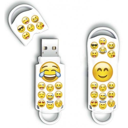 "INTEGRAL - Clé USB 2.0 Xpression ""Emoji"" - 32 GB"