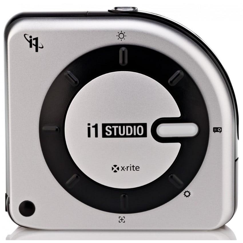 Solution de gestion des couleurs X-Rite i1 Studio