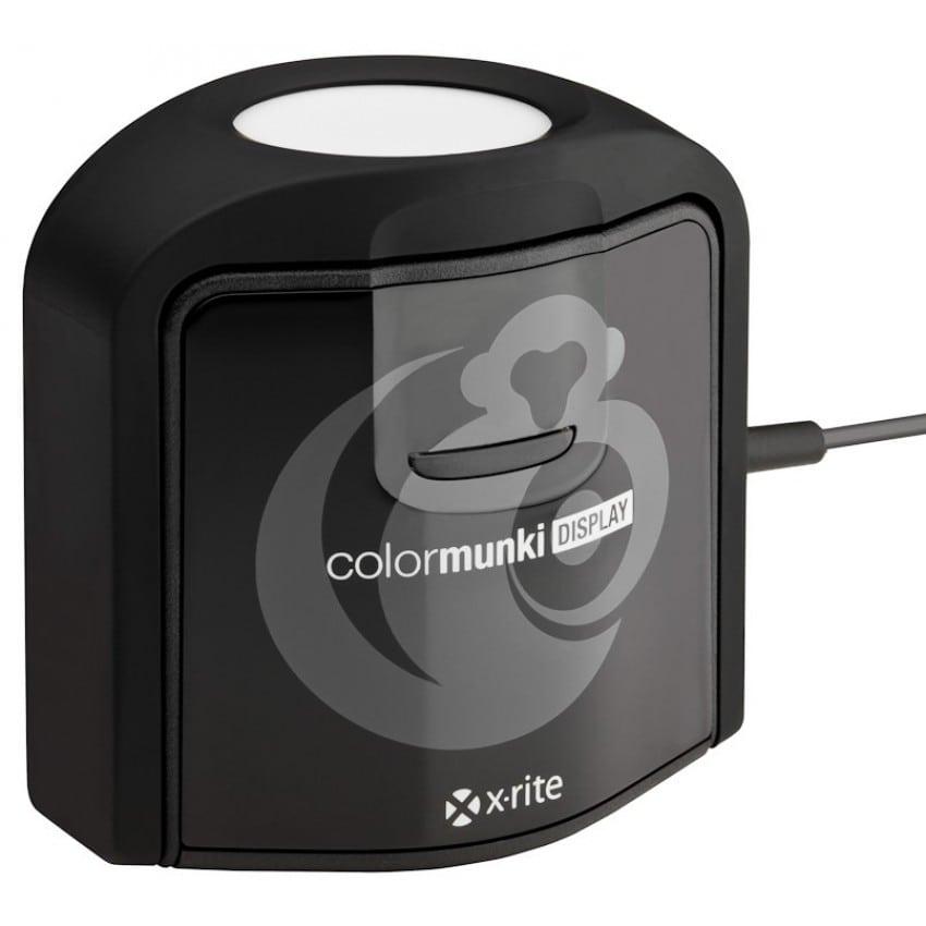 Etalonnage d'écran X-Rite professionnel ColorMunki Display