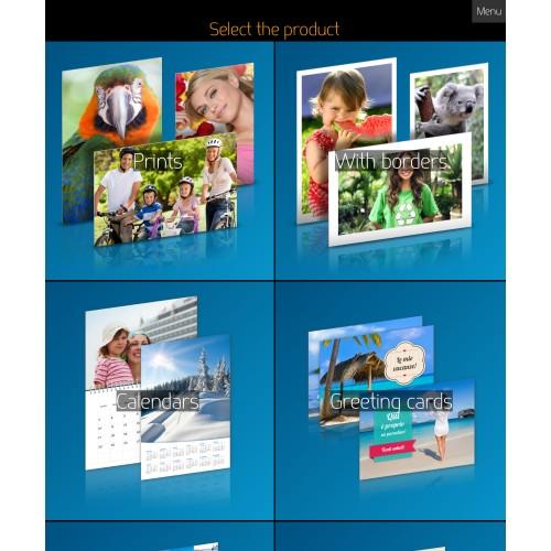 Logiciel DiLand KIOSK spécifique imprimantes DNP compatible RX1HS / DS40 / DS620 / DS80 / DS820 - Livré avec Dongle USB (Windows