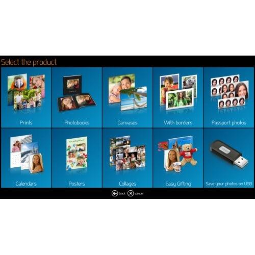 Logiciel DiLand KIOSK toutes marques d'imprimantes - Livré avec Dongle USB (Windows)