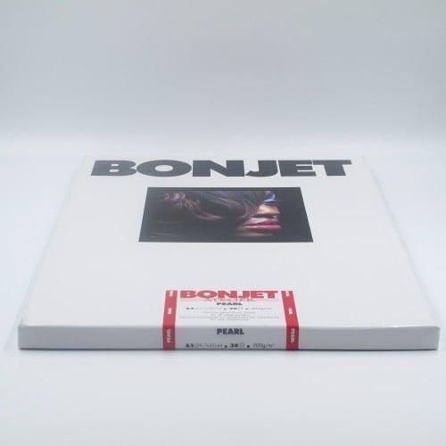 Papier jet d'encre BONJET BONJET ATELIER papier RC perlé 300g - A3 - 30 feuilles