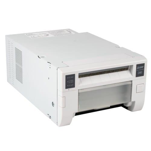 MITSUBISHI - Imprimante thermique CP-D80DW - 10x15, 13x18, 15x20