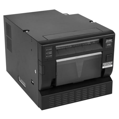 MITSUBISHI - Imprimante thermique CP-D90DW-P - 10x15, 13x18, 15x20, 15x23 - PC / MAC et systèmes Mitsubishi