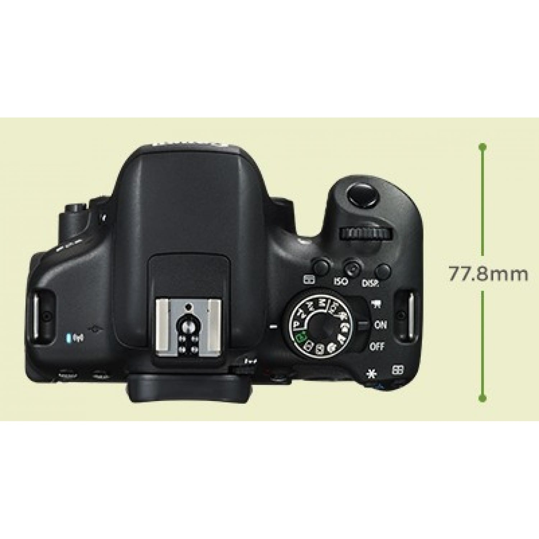 fe3a09e572aab Appareil reflex numérique CANON EOS 750D boitier nu - 24