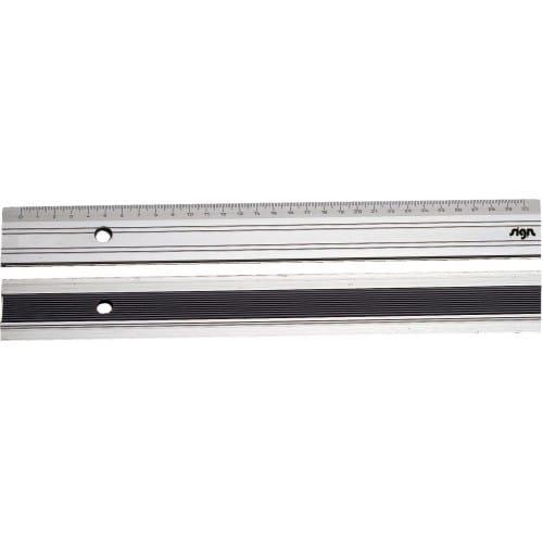 antidérapante - Alu & Inox - Longueur 30cm
