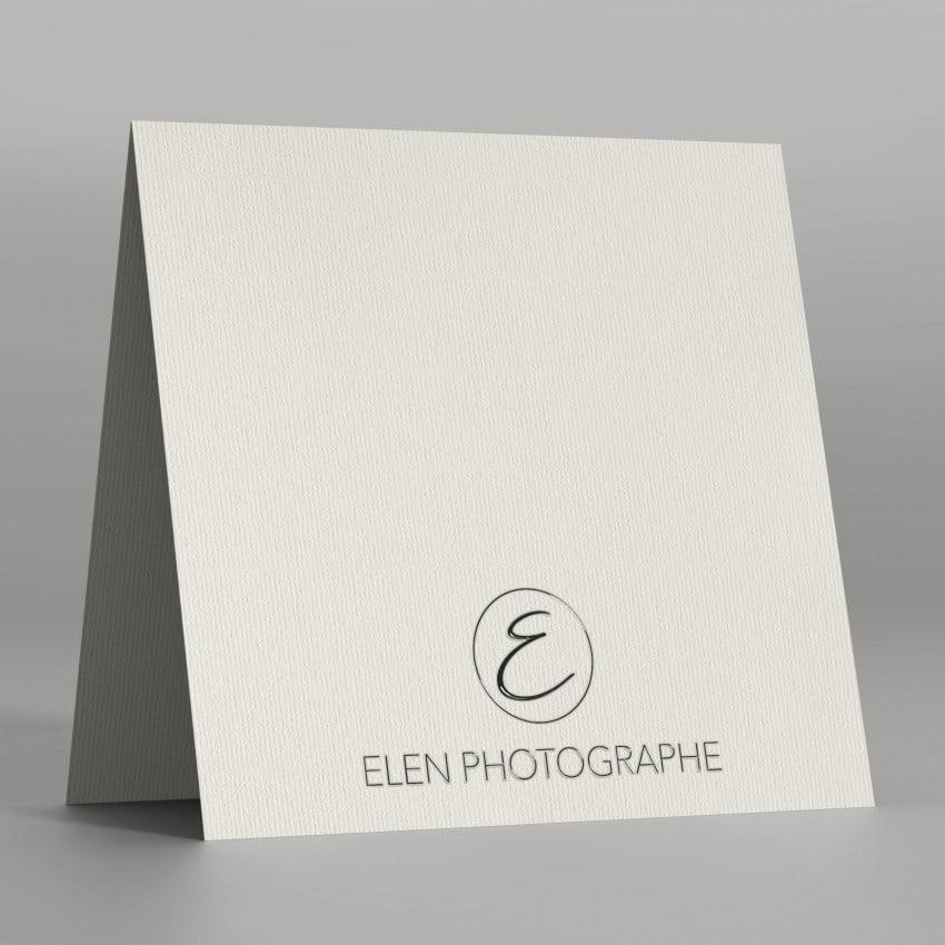 300g impression recto 1ère et 4ème de couverture noire et Vernis 3D - avec encoches