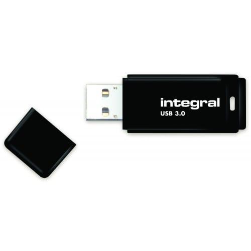 INTEGRAL - Clé USB 3.0 Drive Noire 32 GB