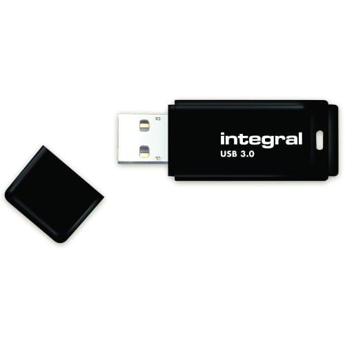 INTEGRAL - Clé USB 3.0 Drive Noire 128 GB