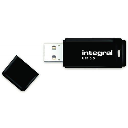 INTEGRAL - Clé USB 3.0 Drive Noire 256 GB