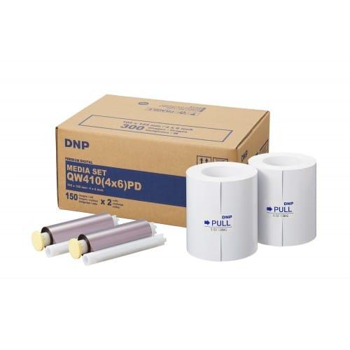pour DP-QW410 (Premium Digital) - 300 tirages 10x15