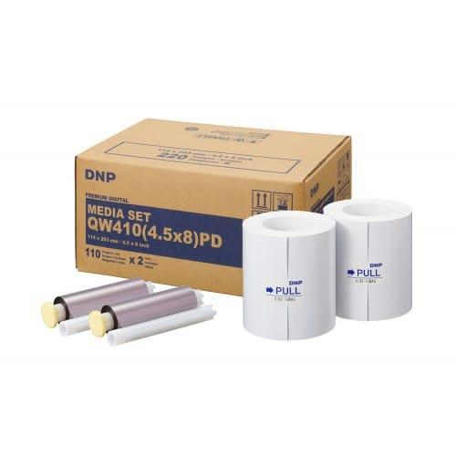 DNP thermique papier 11x20 Pure Digital pour DP-QW410 (22a0v)