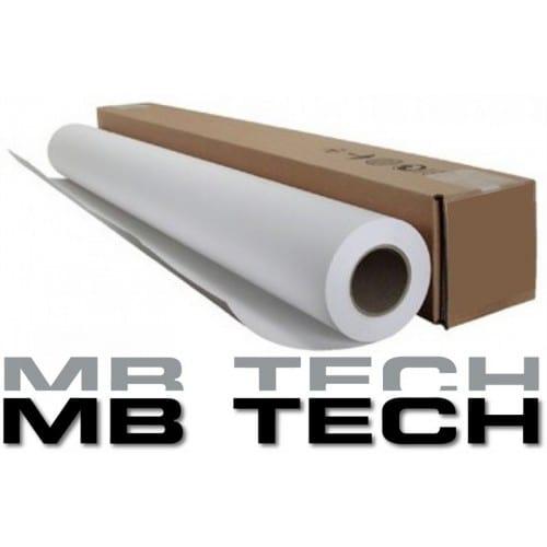 """Papier jet d'encre MB TECH Pro Photo et Fine Art brillant 300g - 44"""" (111,8cm) - 25m"""