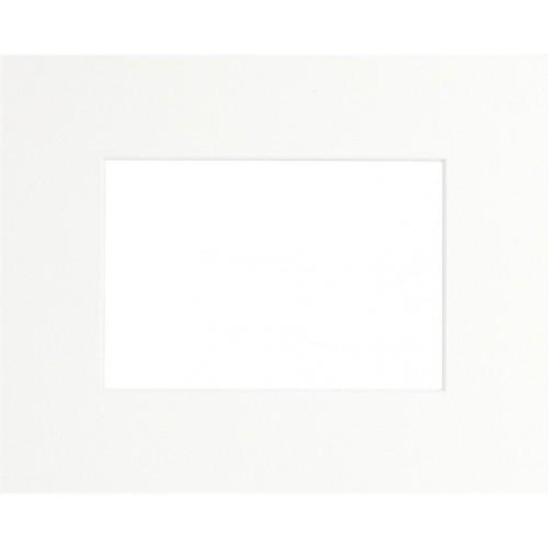 - Format extérieur 20x30cm - Fenêtre 15x21 - Blanc Cassé - Lot de 5