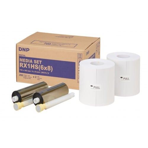 Consommable thermique DNP pour DSRX1 - HS - 15x20cm (HS) - 700 tirages