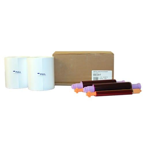 Consommable thermique DNP pour DS40 - 15x20cm - 400 tirages