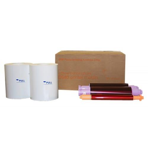 Consommable thermique DNP pour DS40 - 15x23cm - 360 tirages