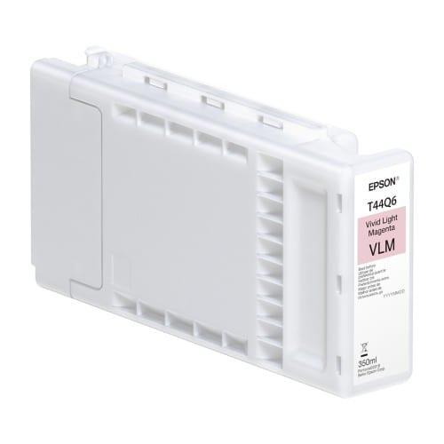 T44Q6 Pour imprimante SC-P7500/9500 UltraChrome PRO Vivid Light Magenta - 350ml