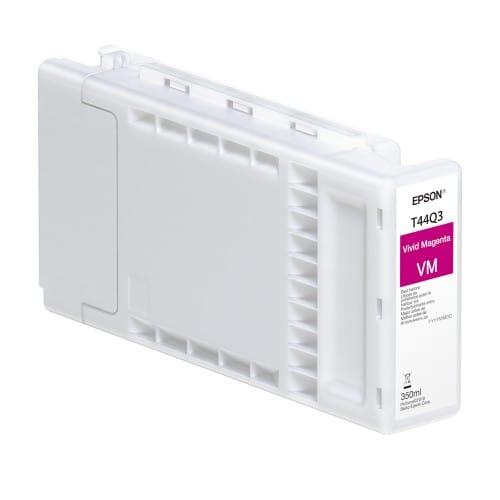 T44Q3 Pour imprimante SC-P7500/9500 UltraChrome PRO Vivid Magenta - 350ml