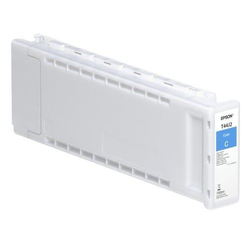 T44J2 Pour imprimante SC-P7500/9500 UltraChrome PRO Cyan - 700ml