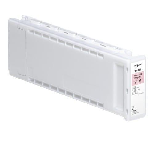 T44J6 Pour imprimante SC-P7500/9500 UltraChrome PRO Vivid Light Magenta - 700ml
