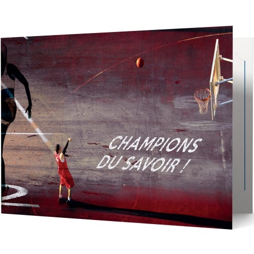Collection Champion du savoir - Lot de 100