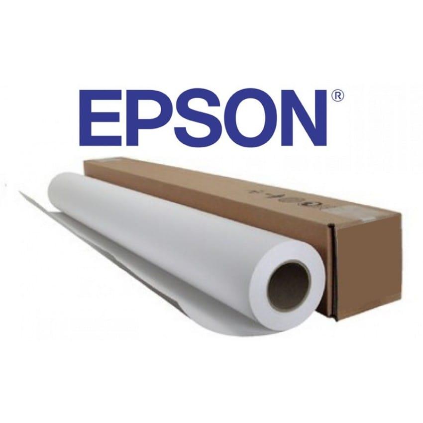 """Papier jet d'encre EPSON Premium Backlit film mat 170g - 24"""" (61cm) - 30,5m"""
