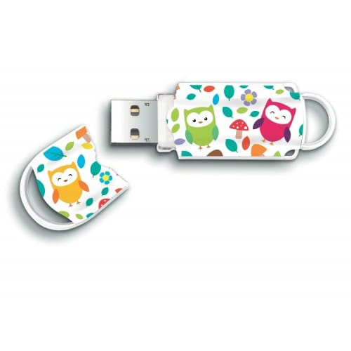 "Xpression Owls ""Hiboux"" - 32 GB"