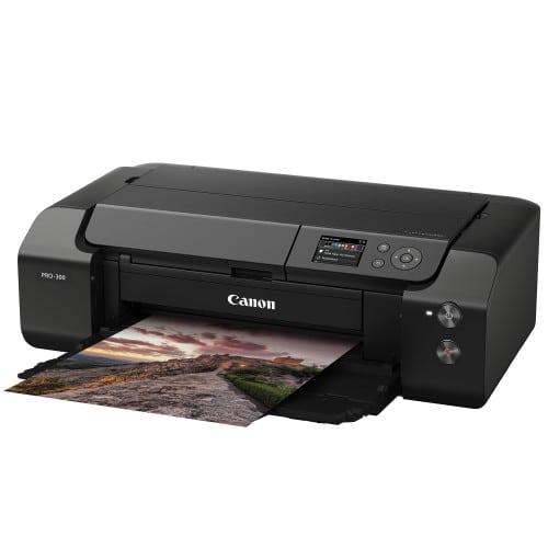 """CANON - Imprimante grand format image Prograf PRO 300 - Largeur 13"""" (330mm) - A3+ - 10 couleurs"""