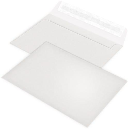 Enveloppe classique - 120g/m2 - Rabat auto-adhésif - Conditionnement par 20