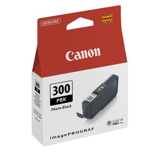 PFI-300PBK noir photo pour Prograf Pro 300 (14,4ml)