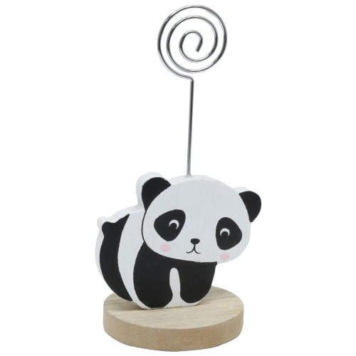 Deknudt pince photo bois avec panda (L''unité)