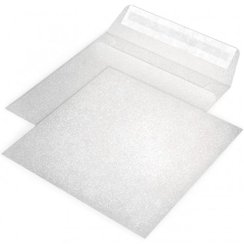 Enveloppe Sirio Pearl 120g/m2 - Rabat auto-adhésif - Conditionnement par 20
