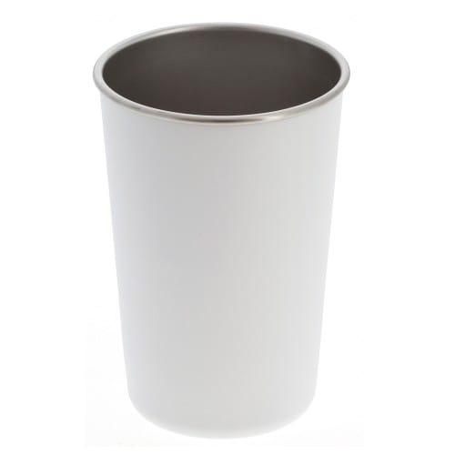 Mug conique inox blanc 480ml pour sublimation (1p)
