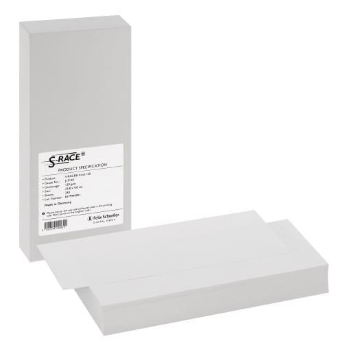 Papier sublimation qualité supérieure S-RACE 238x98mm 120gr (250f) *
