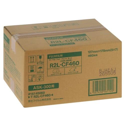 FUJI - Consommable thermique pour ASK-300 13x18cm - 2 x 230 tirages (R2L-CF460)