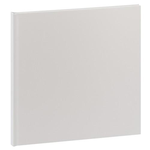 Album photo DEKNUDT 30x30cm - 20 pages Cuir Blanc
