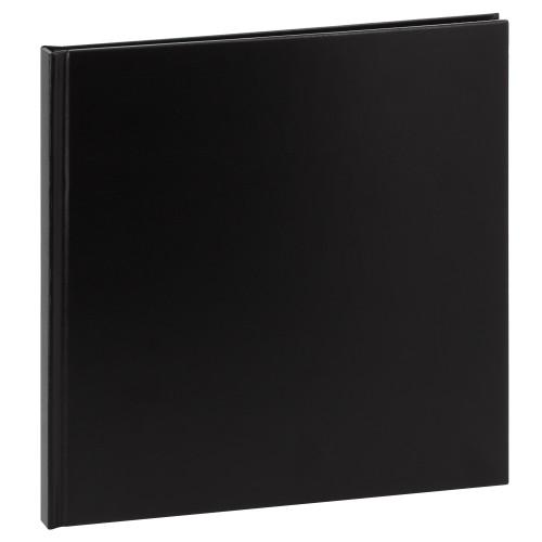 Album photo DEKNUDT 30x30cm - 20 pages Cuir Noir