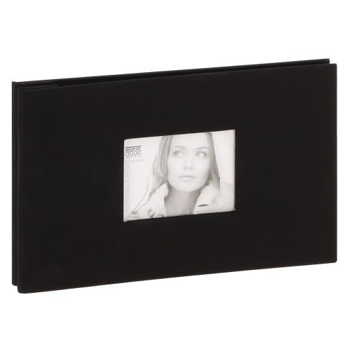 Album photo DEKNUDT 13x18cm - 20 feuilles amovibles Noir
