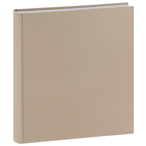 Album photo DEKNUDT Traditionnel 30x33cm - 100 pages Toile beige