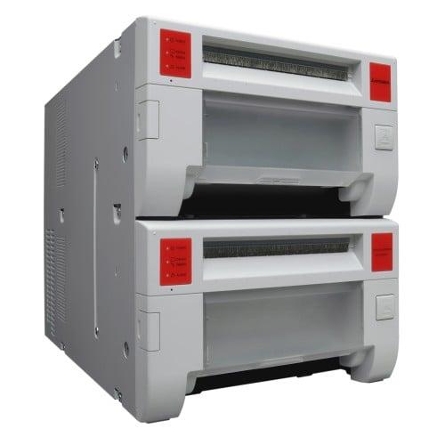 MITSUBISHI - Imprimante thermique CP-D707DW-S - 10x15, 13x18, 15x20, 15x23 - Dédiée aux systèmes Mitsubishi