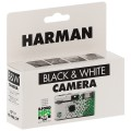 HARMAN - Appareil photo jetable Noir & Blanc Ilford HP5 Flash - 400 iso - 27 poses