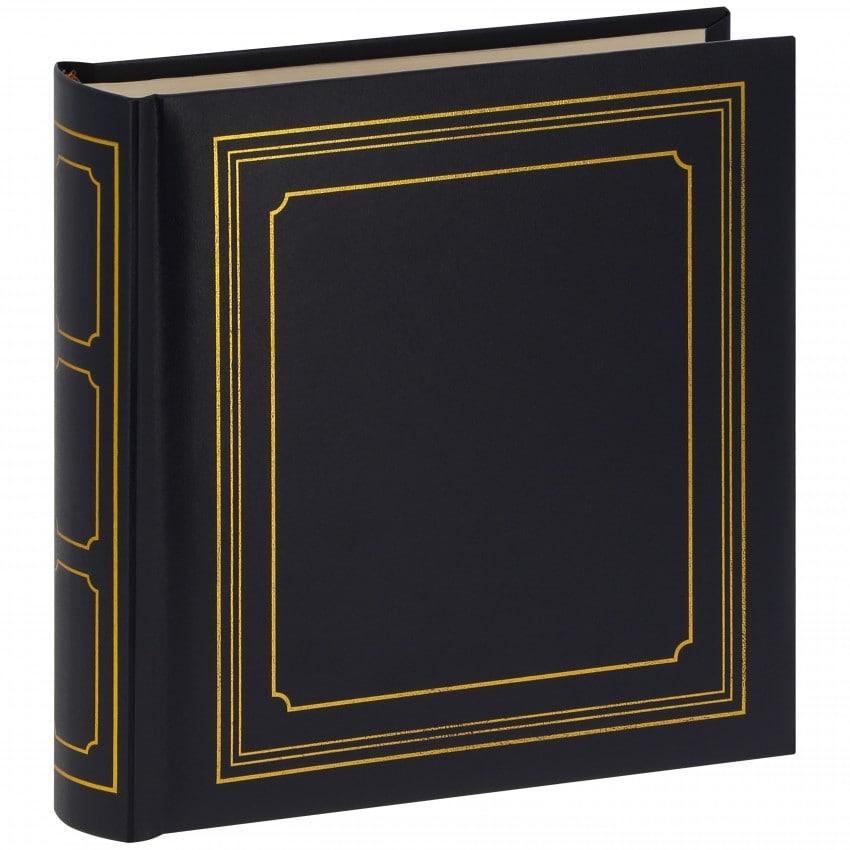 Album photo PANODIA série EMPIRE 24x22cm - 2 vues/page 200 photos 10x15 en pochettes Bleu