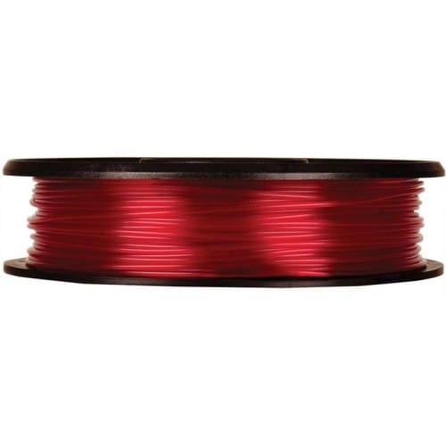 Filament imprimante 3D MAKERBOT Small Translucent Red (Rouge Translucide)