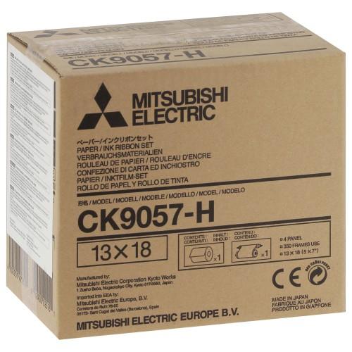 Haute Qualité - Pour CP-9550DW / CP-9800DW / CP-9810DW - 13x18cm - 350 tirages