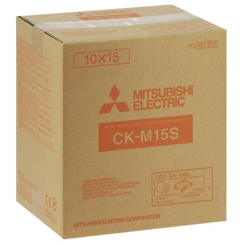 pour CP-M15E - 750 impressions 10x15 (en 1 seul rouleau)